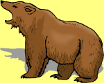 online sliding puzzle of the bear